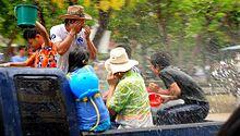 Novo leto praznujemo v aprilu. Happy Songkran!