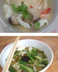 Tajsko juho jemo s palčkami