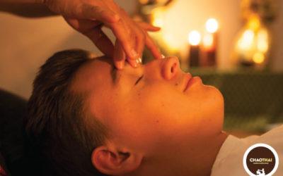 Antistresna masaža – Masaža vratu, hrbta in glave