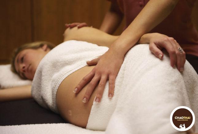 Masaža za nosečnice Prenatal